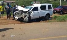 27 Children injured after collision between a bakkie & delivery vehicle, Umbumbulu KZN